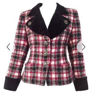 Vintage Yves Saint Laurent fitted jacket
